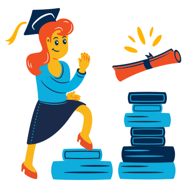 style Higher education images in PNG and SVG | Icons8 Illustrations