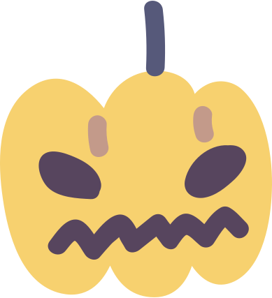 style pumpkin for halloween images in PNG and SVG | Icons8 Illustrations