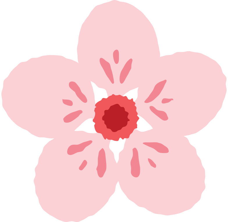 style plum flower Vector images in PNG and SVG | Icons8 Illustrations