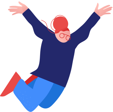 style granny jumping images in PNG and SVG   Icons8 Illustrations