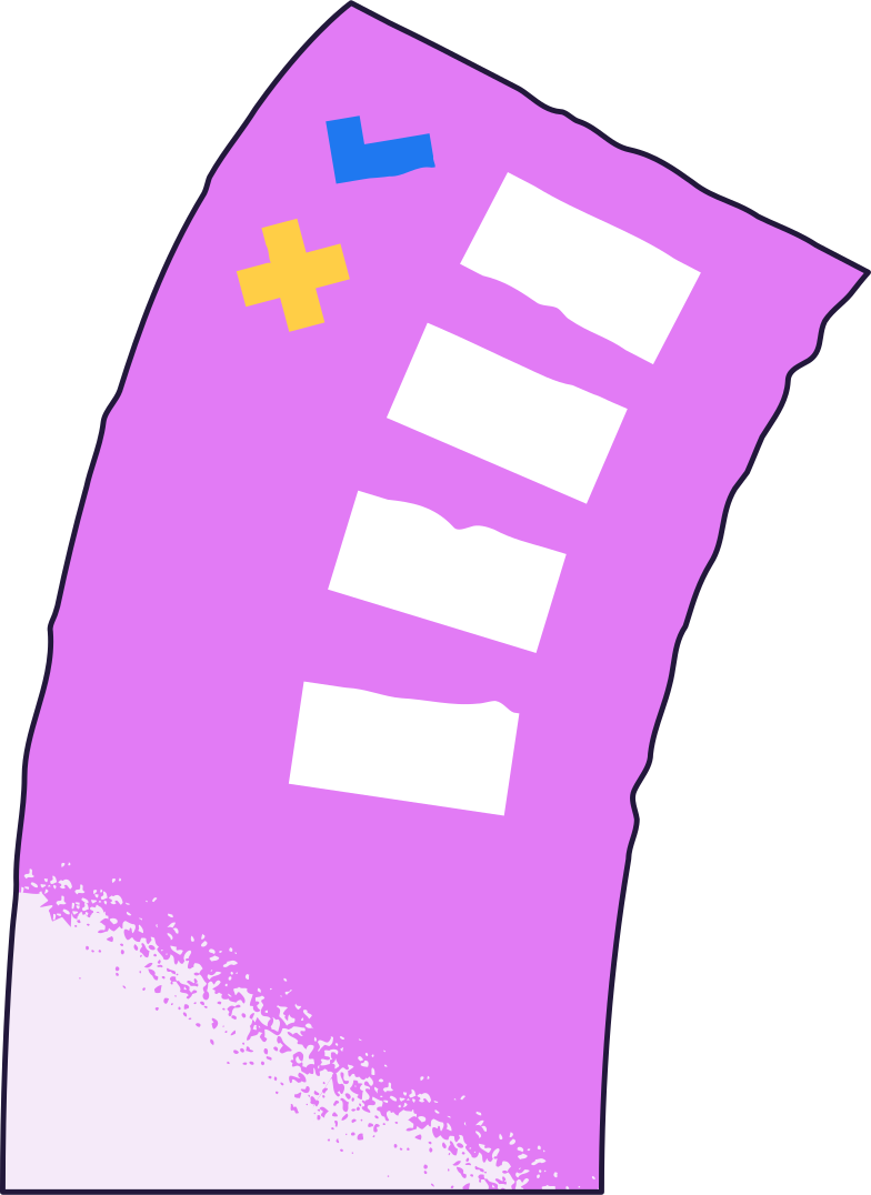 upgrade  checklist Clipart illustration in PNG, SVG
