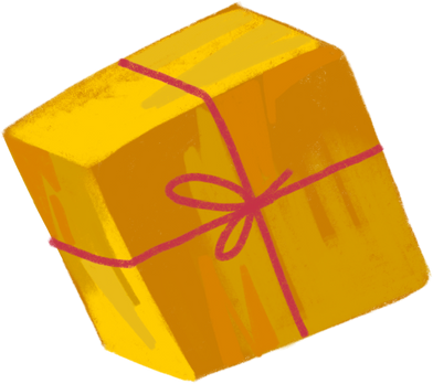 style yellow gift images in PNG and SVG | Icons8 Illustrations