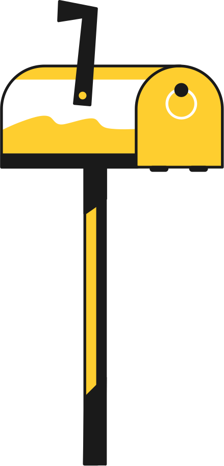 Style  boîte aux lettres avec courrier Images vectorielles en PNG et SVG | Icons8 Illustrations