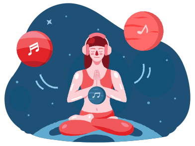 style Chill music images in PNG and SVG | Icons8 Illustrations