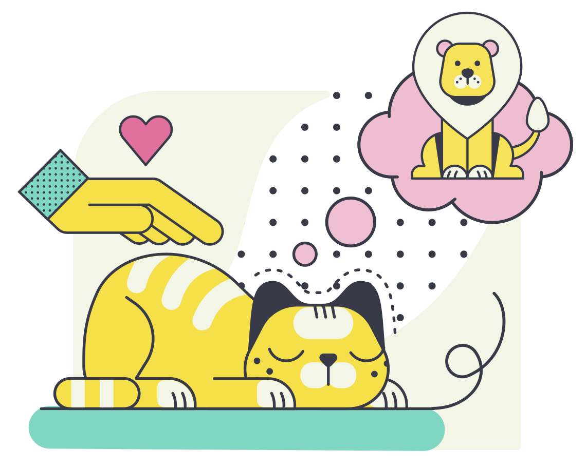 Pet Clipart illustration in PNG, SVG