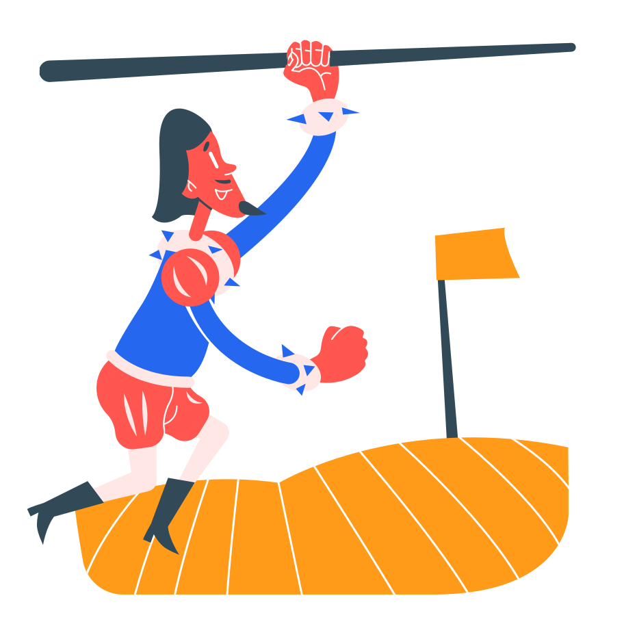 style javelin-throwing Vector images in PNG and SVG   Icons8 Illustrations