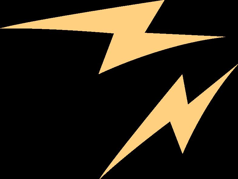 bolt Clipart illustration in PNG, SVG