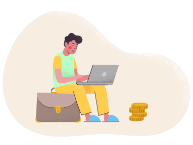 style Online business  images in PNG and SVG | Icons8 Illustrations