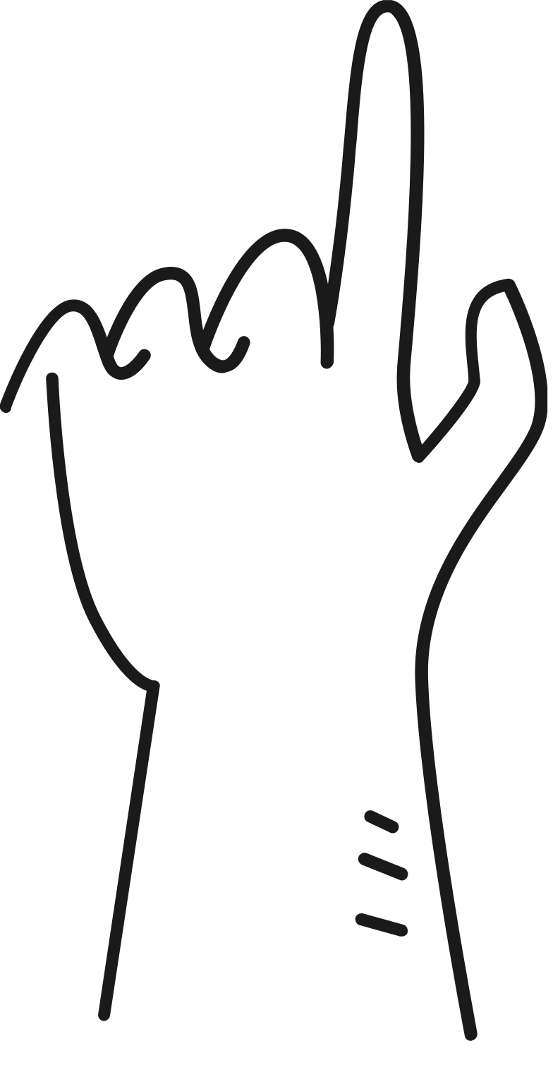 style hand pointing up Vector images in PNG and SVG | Icons8 Illustrations