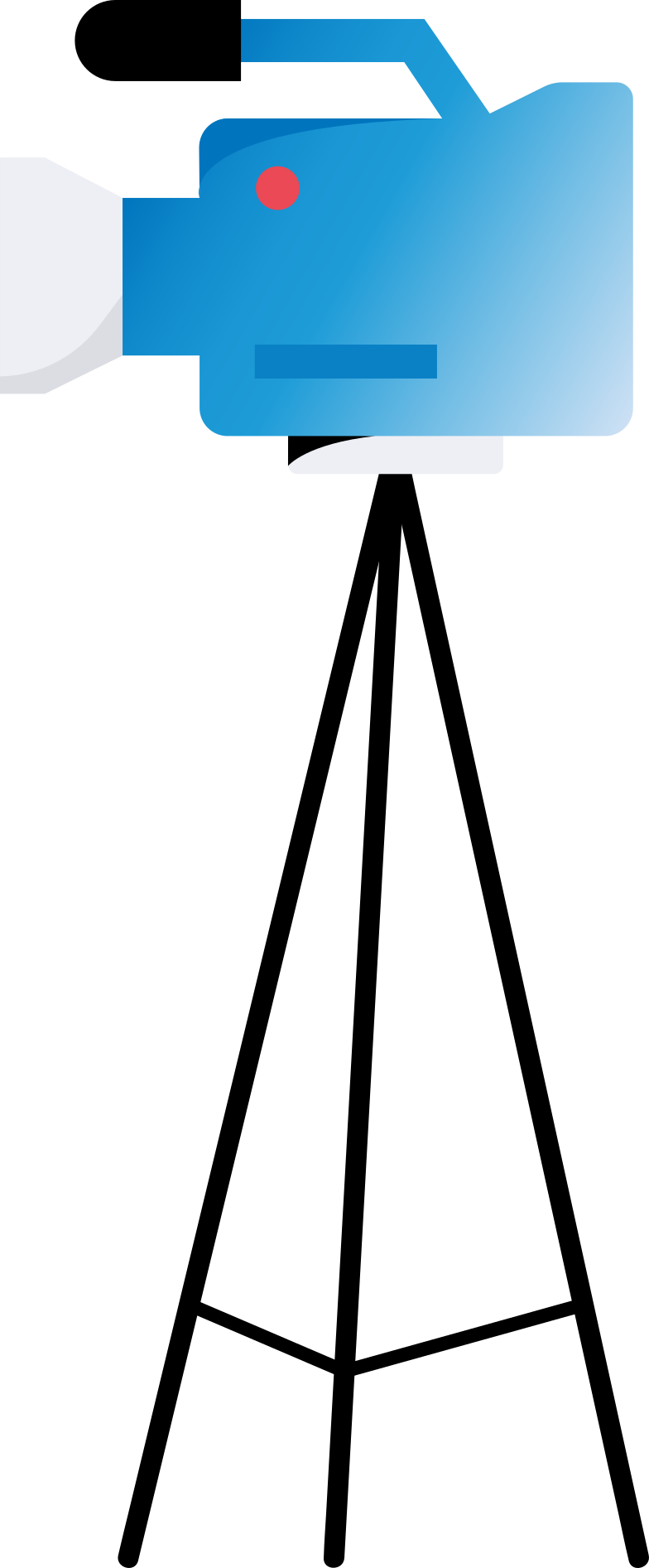 video camera Clipart illustration in PNG, SVG