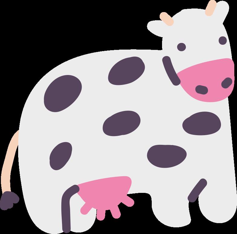 Imágenes vectoriales vaca en PNG y SVG estilo  | Ilustraciones Icons8