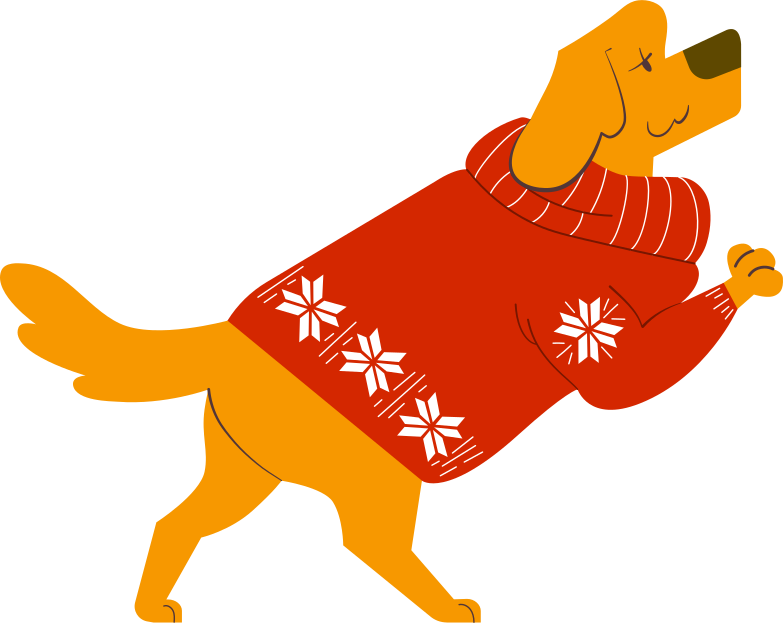 style labrador in sweater Vector images in PNG and SVG | Icons8 Illustrations