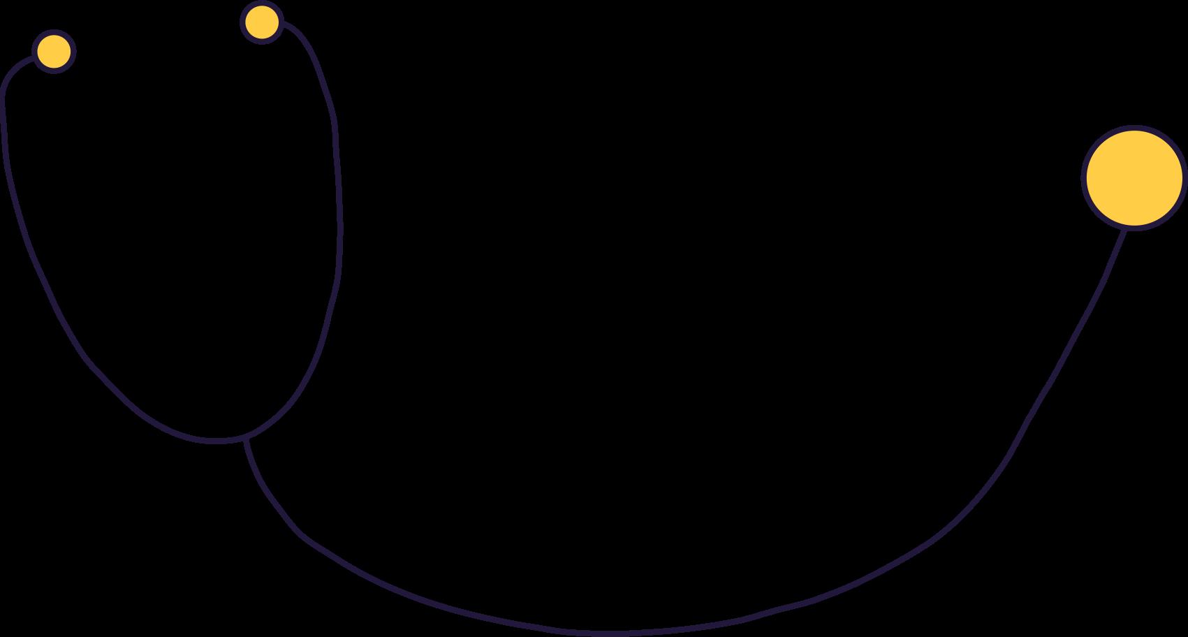 Stethoskop Clipart-Grafik als PNG, SVG