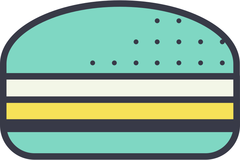 macaron Clipart illustration in PNG, SVG