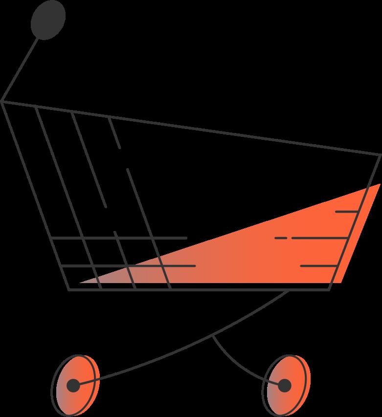 food cart Clipart illustration in PNG, SVG