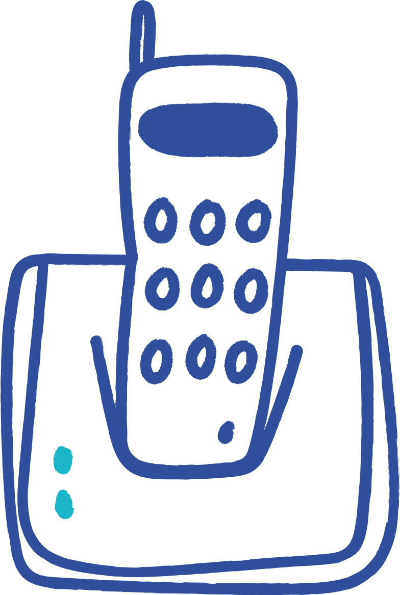 phone Clipart illustration in PNG, SVG