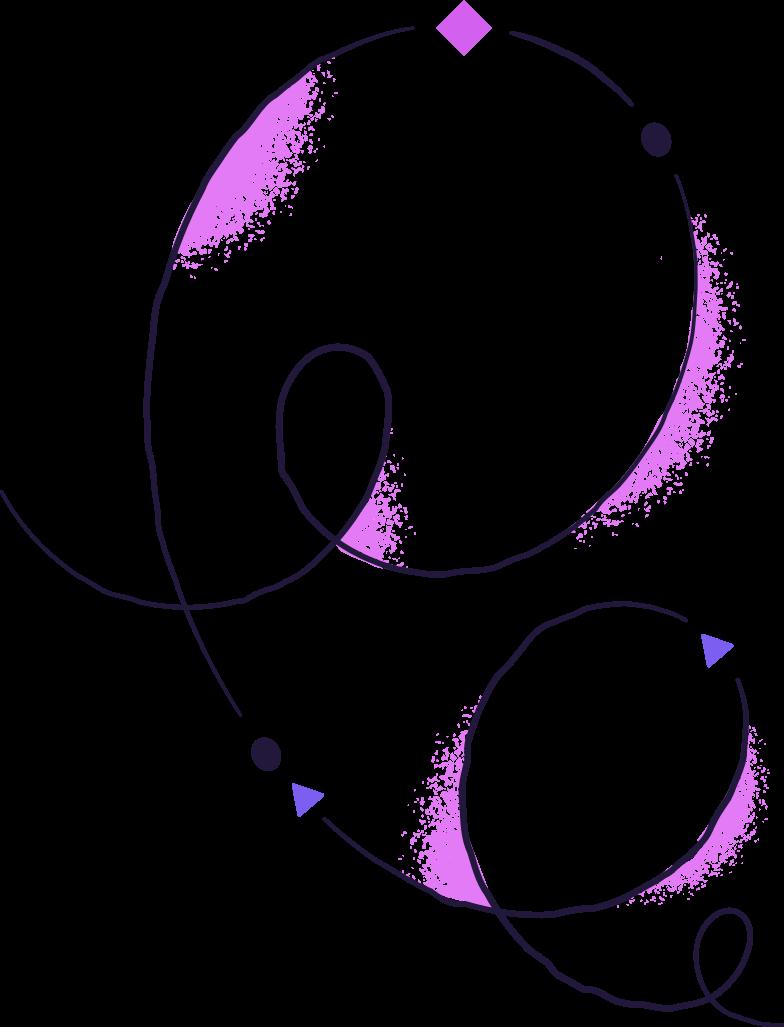 logged out  decorative lines Clipart-Grafik als PNG, SVG