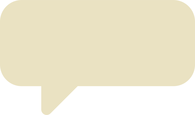 speech bubble medium Clipart illustration in PNG, SVG