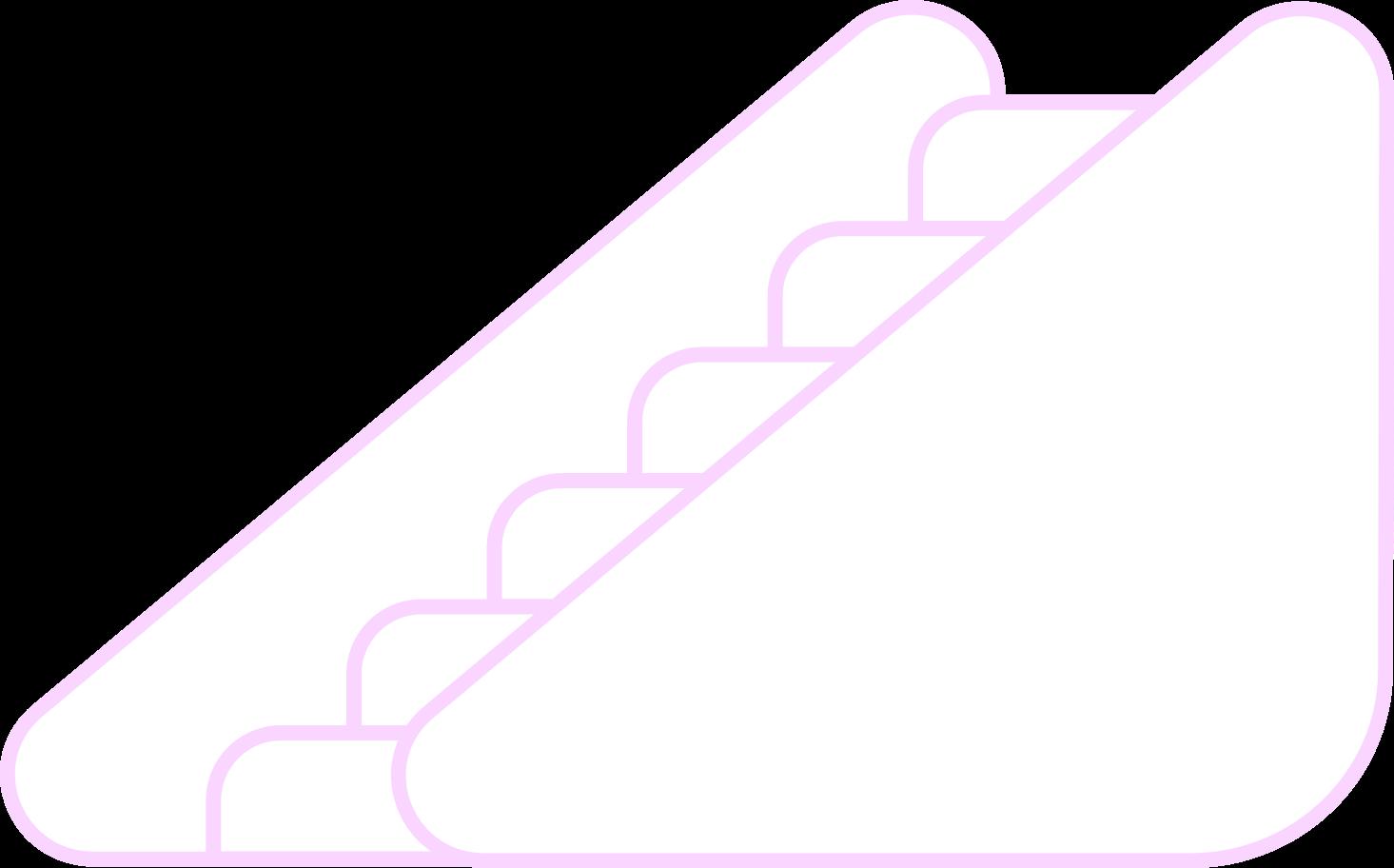 escalator Clipart illustration in PNG, SVG