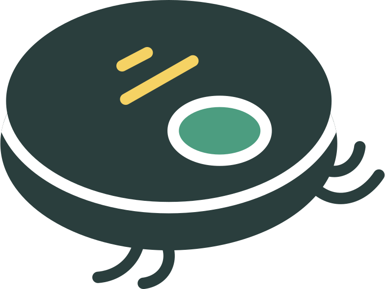 style robot vacuum cleaner Vector images in PNG and SVG | Icons8 Illustrations