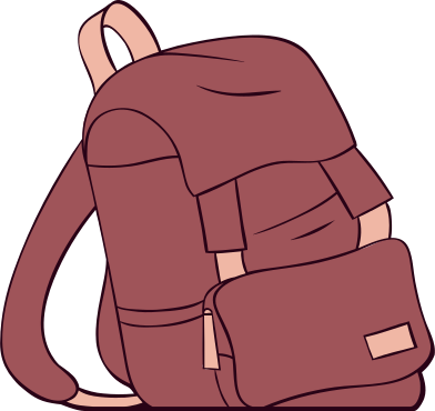 style backpack images in PNG and SVG   Icons8 Illustrations