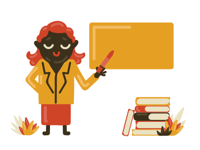 style Physics teacher images in PNG and SVG | Icons8 Illustrations