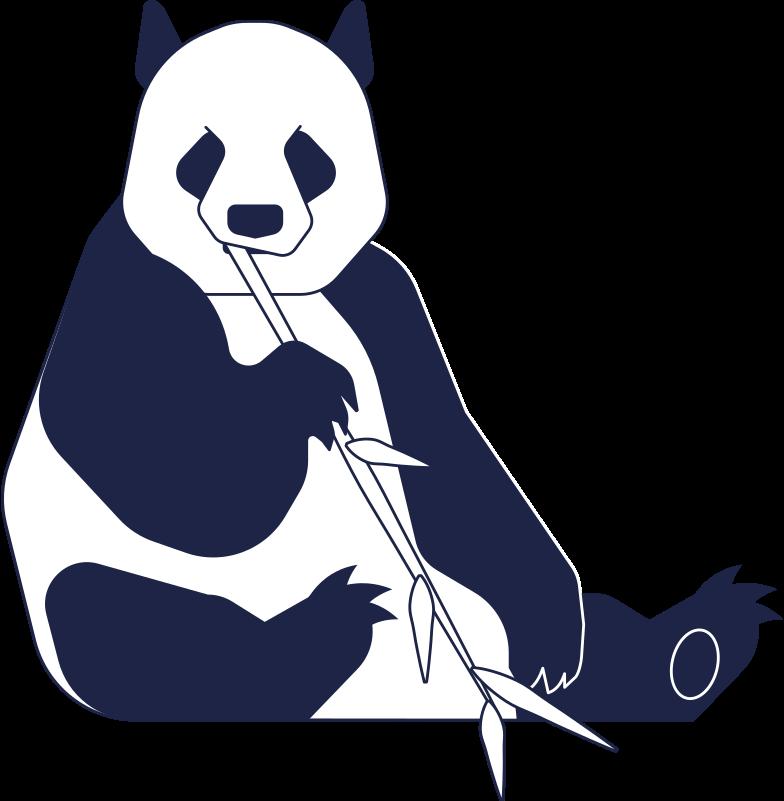 Style  panda Images vectorielles en PNG et SVG | Icons8 Illustrations