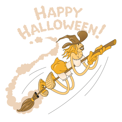 style Happy halloween! images in PNG and SVG | Icons8 Illustrations
