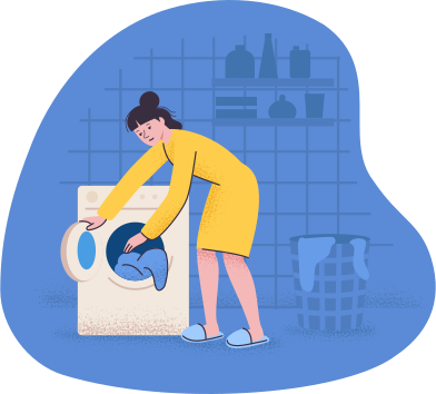style Downloading images in PNG and SVG | Icons8 Illustrations