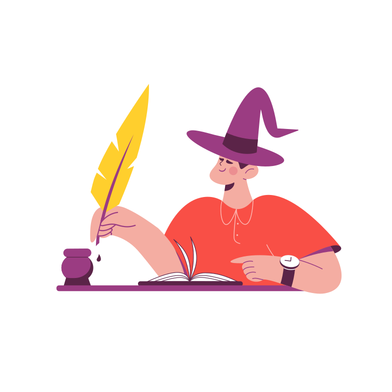 style The wizard Vector images in PNG and SVG | Icons8 Illustrations