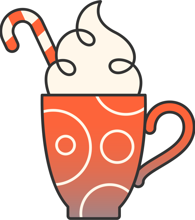 style christmas cocoa Vector images in PNG and SVG | Icons8 Illustrations