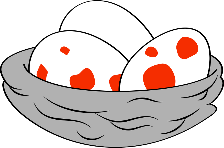 eggs Clipart illustration in PNG, SVG