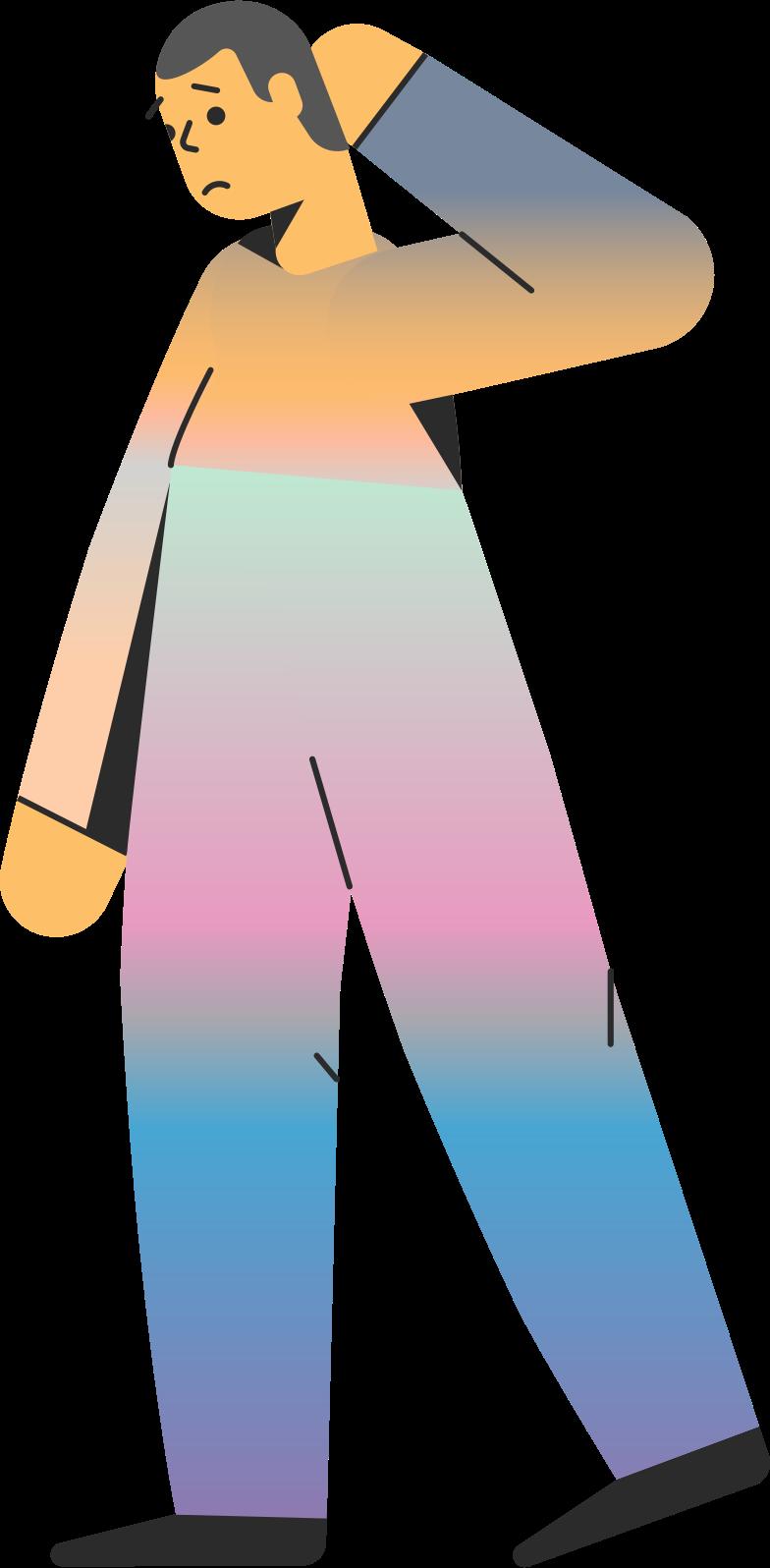 man Clipart-Grafik als PNG, SVG