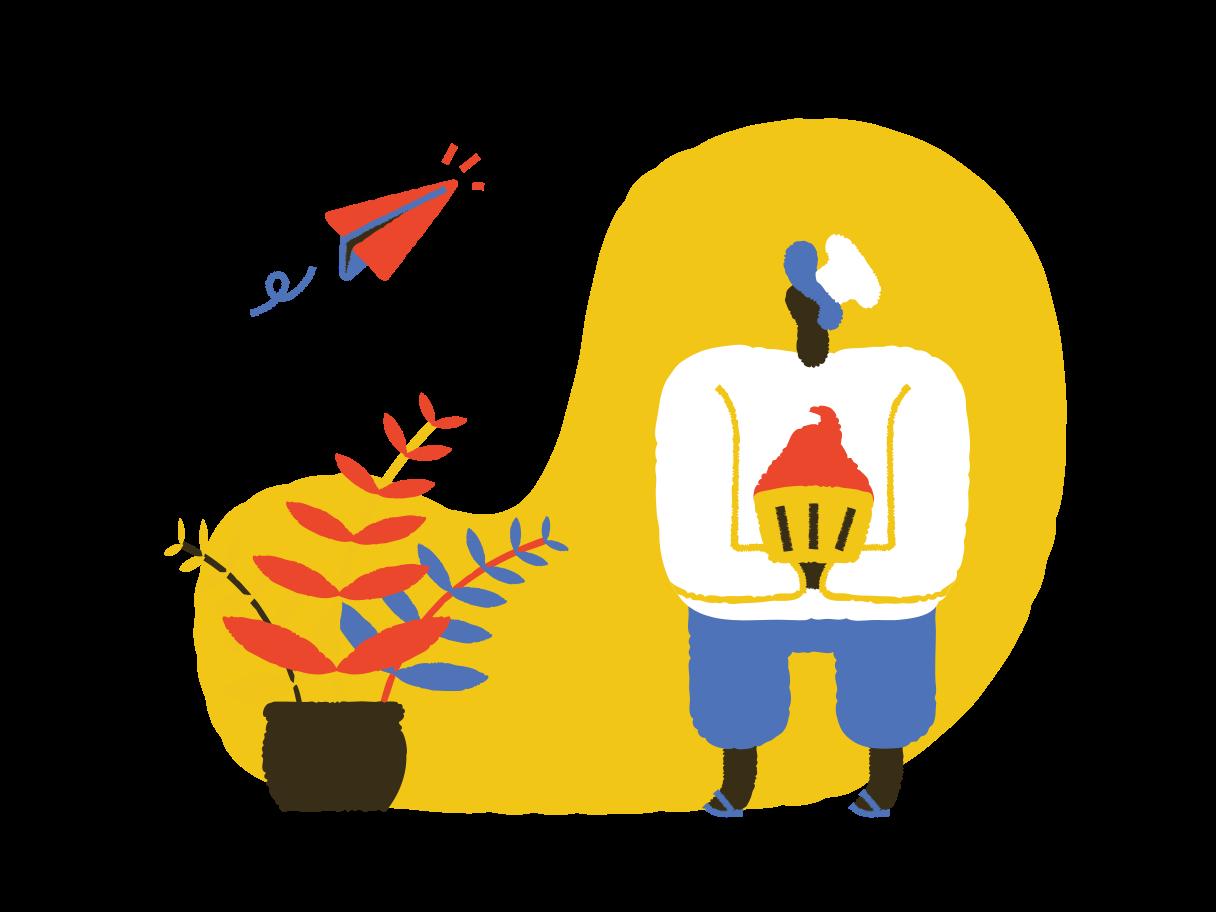 Bakery order Clipart illustration in PNG, SVG