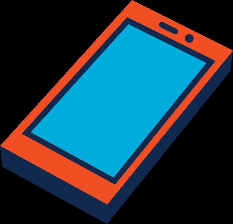 Immagine Vettoriale smartphone in PNG e SVG in stile  | Illustrazioni Icons8