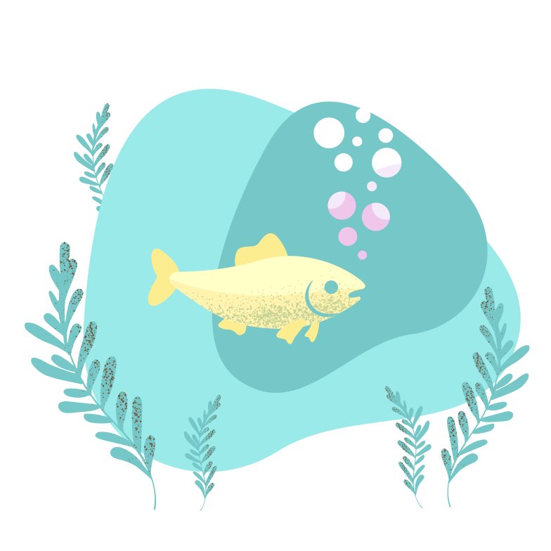style Fish in water Vector images in PNG and SVG | Icons8 Illustrations