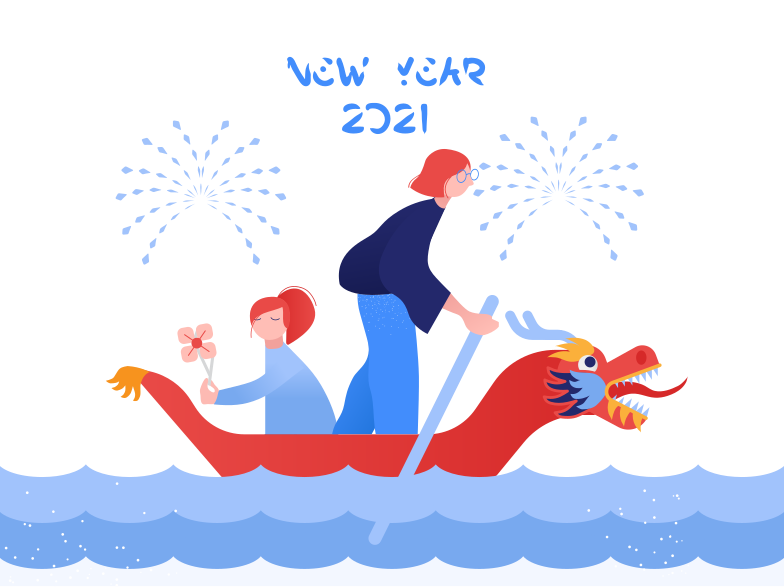 style Chinese New Year 2021 Vector images in PNG and SVG | Icons8 Illustrations