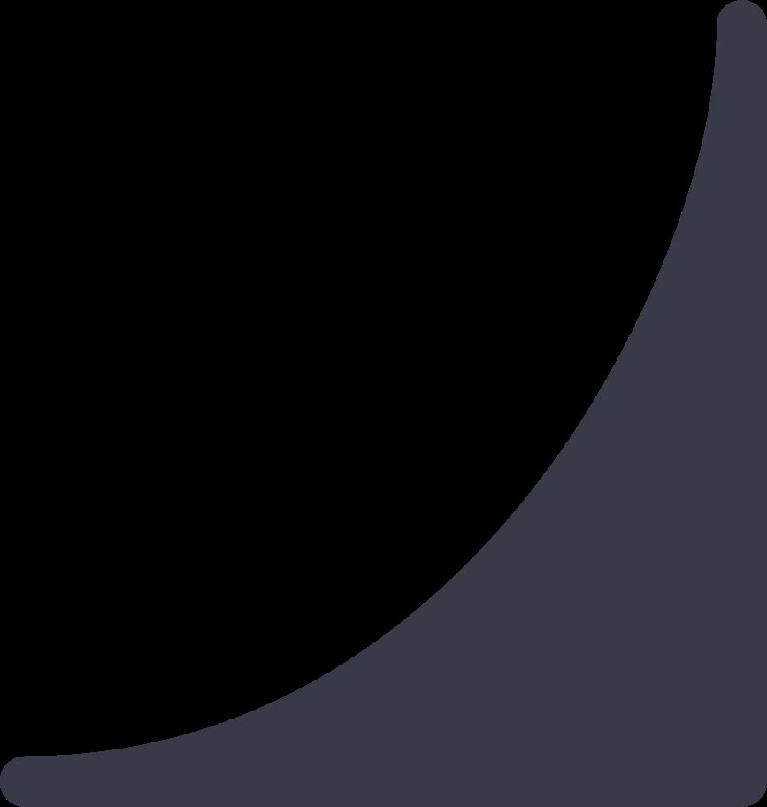 Ilustración de clipart de Elemento negro en PNG, SVG