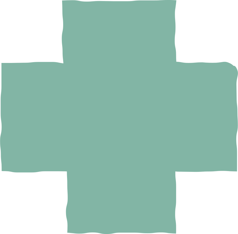 cross green Clipart illustration in PNG, SVG
