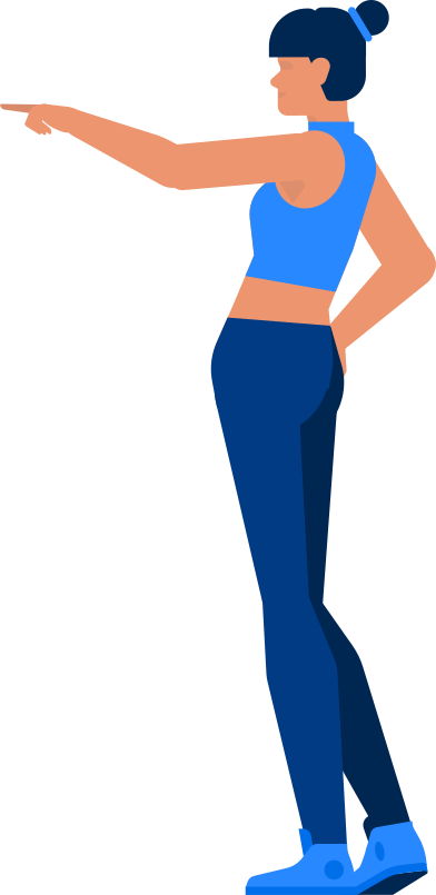 style fitness girl images in PNG and SVG | Icons8 Illustrations