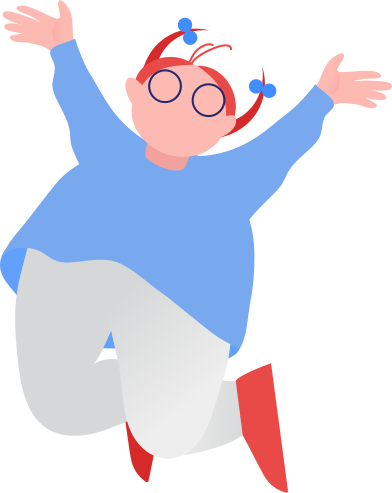 style fat girl jumping images in PNG and SVG   Icons8 Illustrations