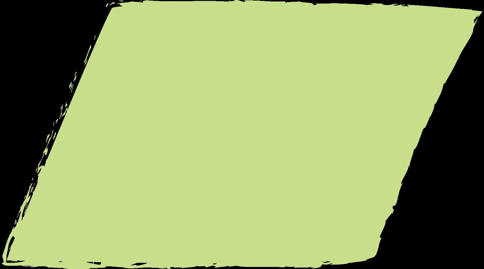 parallelogram-light-green Clipart illustration in PNG, SVG