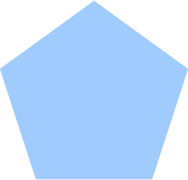 style pentagon-light-blue images in PNG and SVG | Icons8 Illustrations
