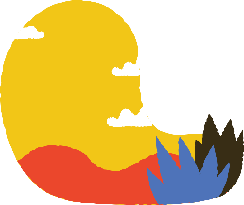 evening Clipart illustration in PNG, SVG