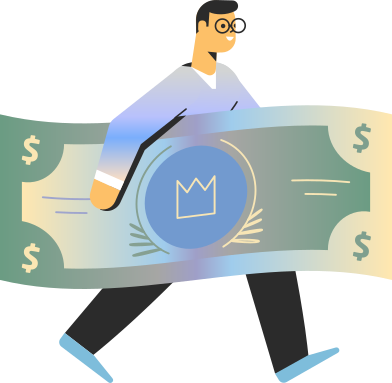 style man with money images in PNG and SVG   Icons8 Illustrations