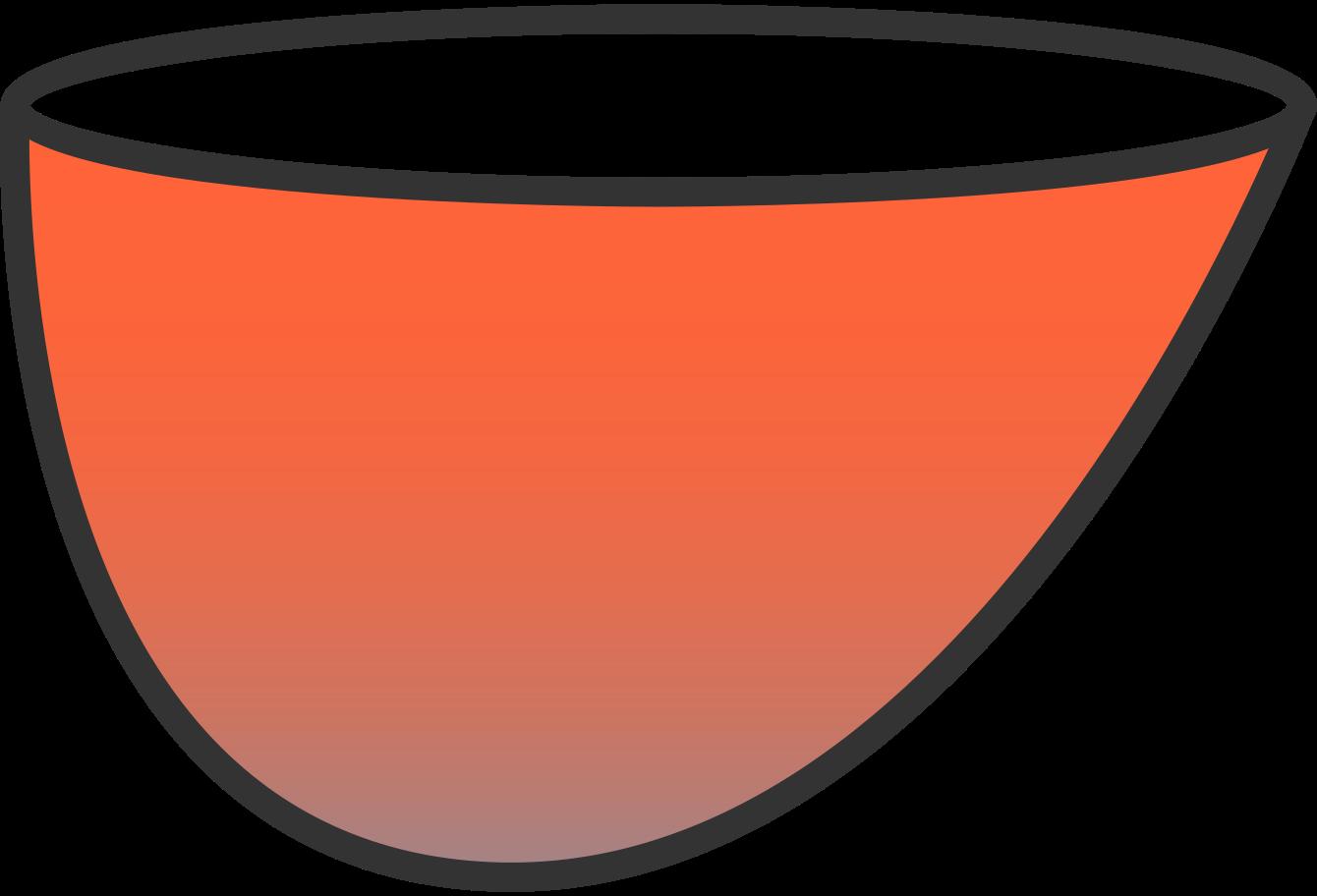 downloading 2  bowl Clipart illustration in PNG, SVG