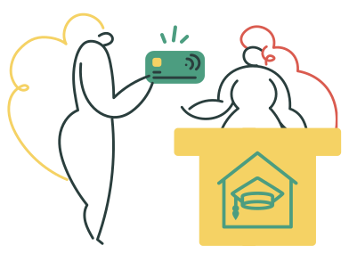 style Paid education images in PNG and SVG | Icons8 Illustrations