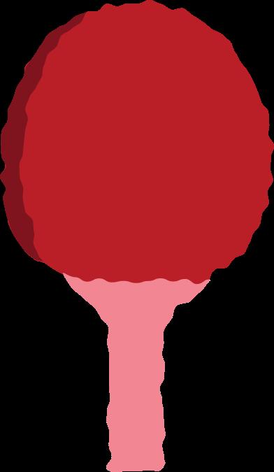 Иллюстрация теннисная ракетка в стиле  в PNG и SVG | Icons8 Иллюстрации