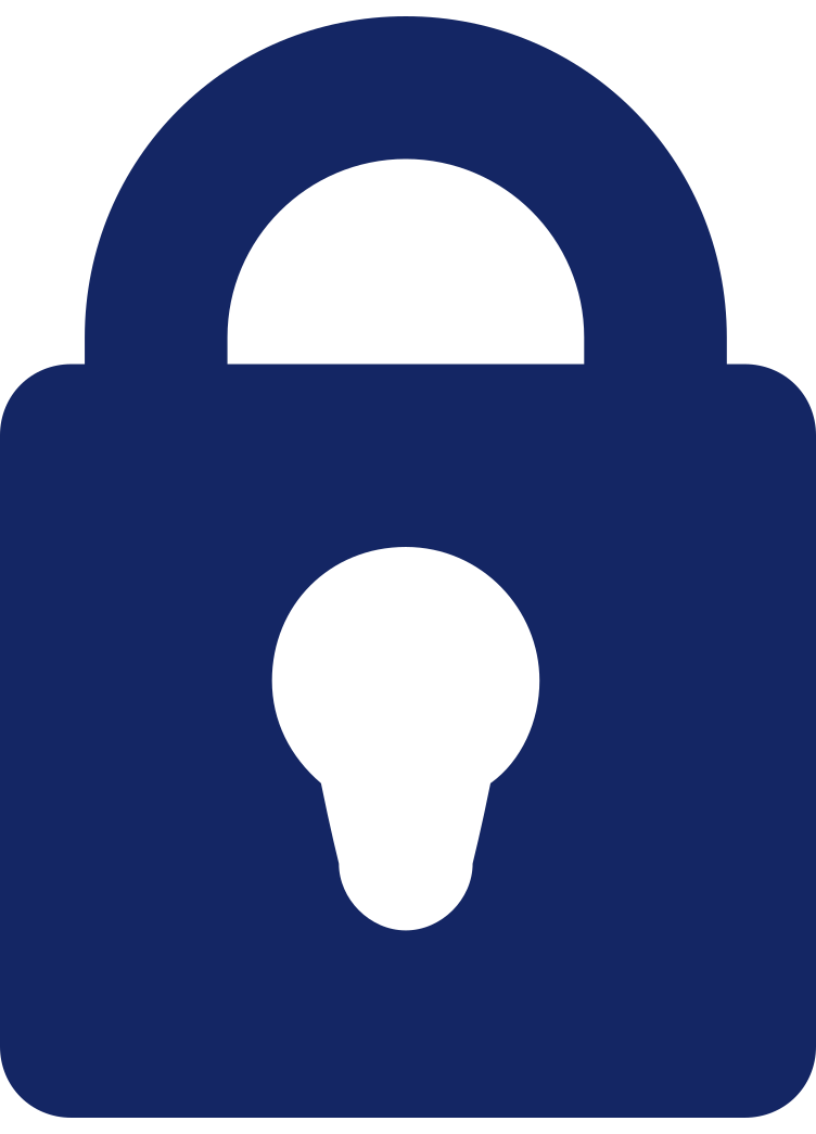 lock icon Clipart illustration in PNG, SVG