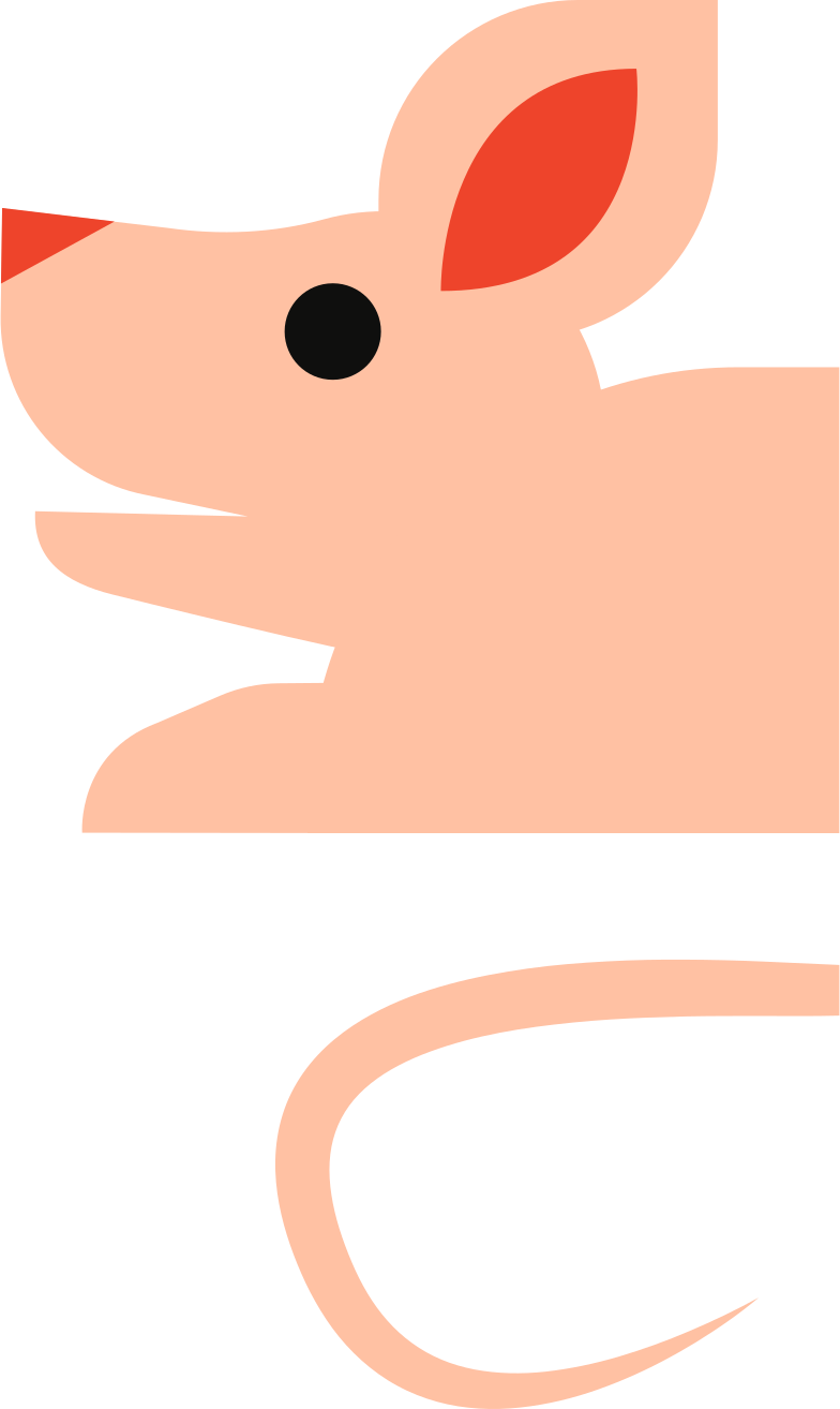 mouse Clipart illustration in PNG, SVG